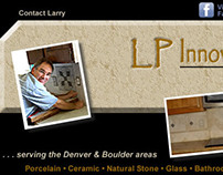 Website Gallery of Larry Price ~ The Tile Guy