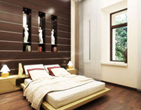 Bedroom with Vek Project