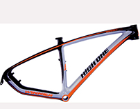 Winner Carbon Frame - 2012
