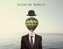 Distorting Normalcy Album Art