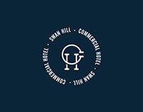 Commercial Hotel Logo Design
