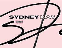 SYDNEY KAY [Personal Brand Identity]