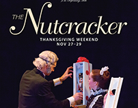 Nutcracker Promotional Poster