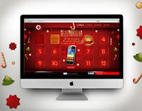 Vodafone Christmas