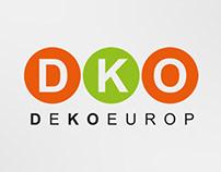 DKO europ - Logo Redesign