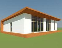 Family residence / passive house
