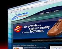 Web Design - Rightway CMS
