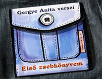 Children's poetry pocketbook by Anita Gergye
