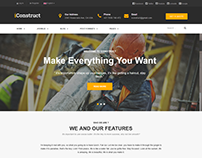 Sj iConstruct - Responsive Multipurpose Joomla Theme