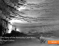 Kentucky Cave Wars and Floyd Collins