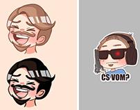 Emotes personalizados