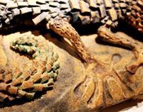 ceramics lizards & iguanas
