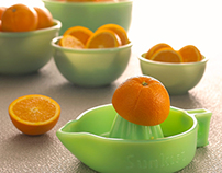 Jadeite and Oranges