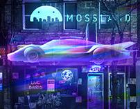 Mossland - Content for Social Media