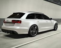 Audi RS 6 Avant #2