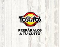 Tostitos web site