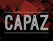 Capaz Wine Label