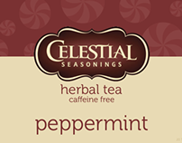 Celestial Tea Packaging Re-Design