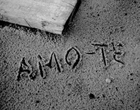 """AMO-TE"" - I LOVE YOU"
