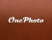 OnePhoto app