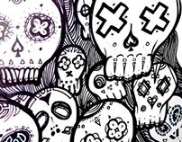 'Ink Phase v.1' - Black Ink Collection 2012