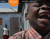 Positive Exposure Website