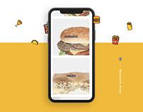 Bin's Burger | Branding & Web