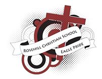 Rosehill Christian School TShirt Concepts