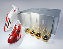 Adidas - Messi Seeding Kit