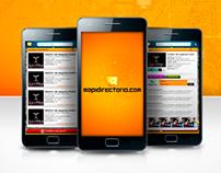Mapidirectorio app