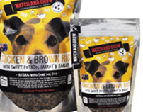 Watch and Grow - Dog food Packaging