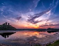 Stone Arch Lake - Atterbury Fish & Wildlife Area