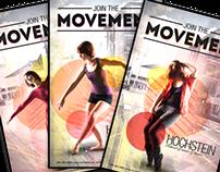 Hochstein Dance Advertisments