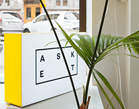 ASKET — Pop-up @ Åsögatan, Stockholm, 2016