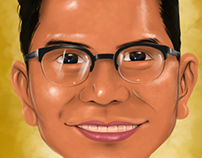 Vhong Navarro Caricature