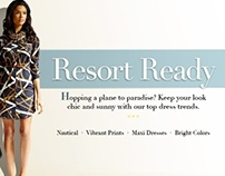 Resort Dress Guide