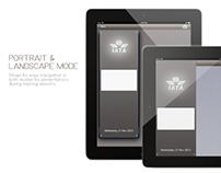 IATA | iOS iPad App