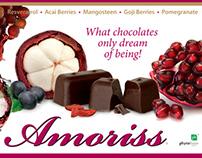 Amoriss (Organic Dark Chocolate)