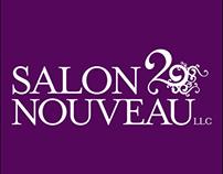 Branding & Marketing for Salon Nouveau 2 LLC