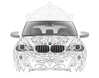 BMW X5 Arabian Style