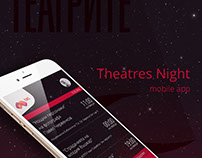 Theaters Night APP