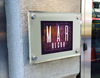 MAR DECOR Logo