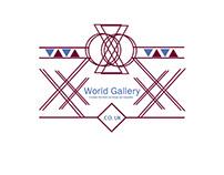 World Gallery logo