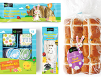 Woolworths Select Easter Campaign