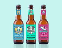 Packaging - Diet Beers