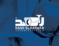 "RASD ELHARAKA security system ""LOGO"""