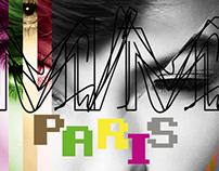 M/M Paris  afiche - MALI