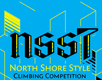 North Shore Style 7—Climbing Competition