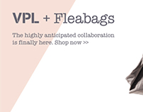 VPL + Fleabags Digital Ad Campaign