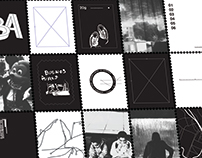 Stamps ¬ bsas experience kit ● Buenos Aires